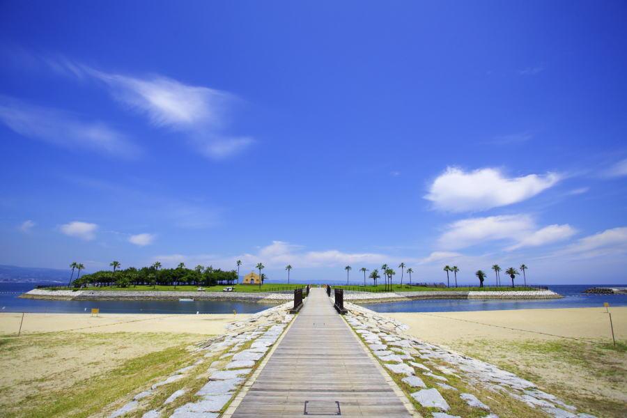 """oita-Tanoura_Beach"" © Oita-shi (Licensed under CC BY 4.0)"